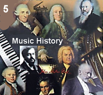 collage of musicians